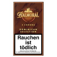 Balmoral Dominican Selection Corona Zigarren 5er