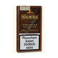 Balmoral Dominican Selection Small Panatela Zigarren