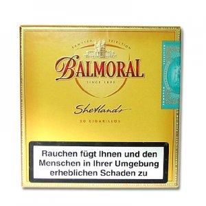 Balmoral Shetlands Sumatra Cigarillos