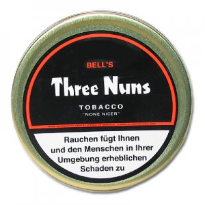 Bell´s Three Nuns None Nicer Pfeifentabak 50g Dose