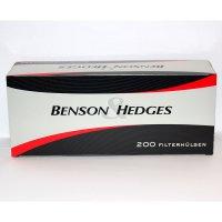 Benson & Hedges Zigarettenhülsen 200 Stück