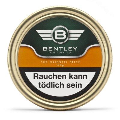 Bentley Pfeifentabak The Oriental Spice 50g Dose