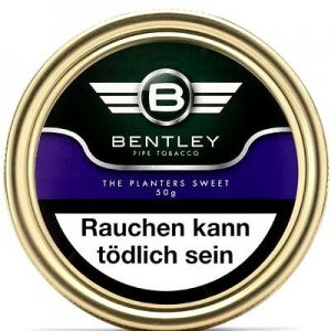 Bentley Pfeifentabak The Planters Sweet 50g Dose