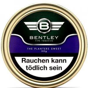 Bentley Pfeifentabak The Planters Sweet 50g Dose