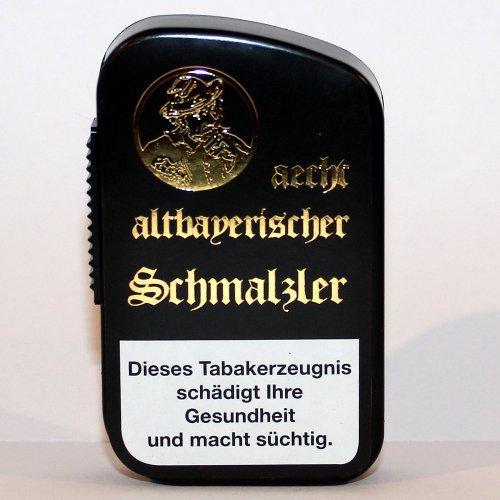 Bernard Schnupftabak Aecht Altbayrischer Schmalzler 10g Dose