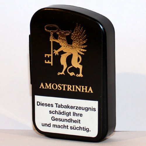 Bernard Schnupftabak Amostrinha Snuff in 10 g Dose