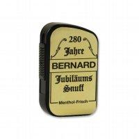 Bernard Schnupftabak Jubiläums Snuff 10g Dose