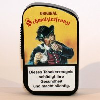 Bernard Schnupftabak Original Schmalzlerfranzl 10g Dose