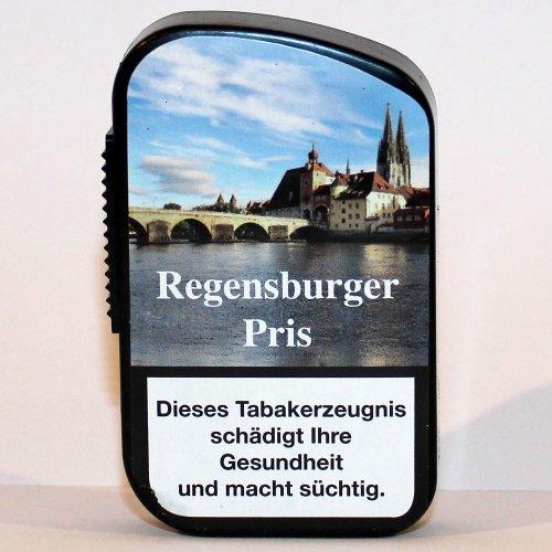 Bernard Schnupftabak Regensburger Pris in 10g Dose