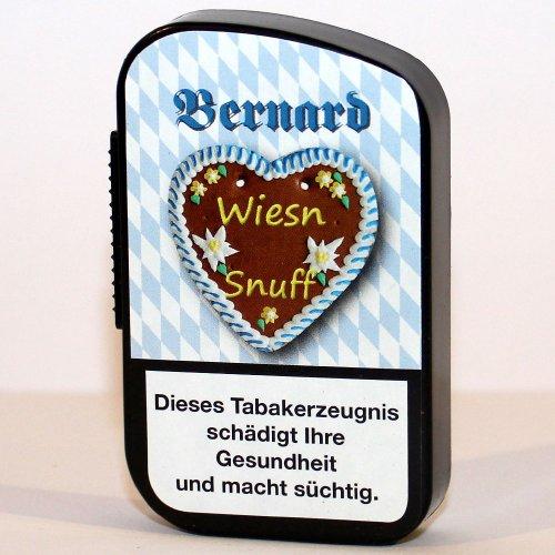 Bernard Schnupftabak Wiesn Snuff in 10 g Dose