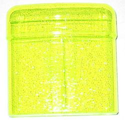 Body Disco grün Zigaretten-Box