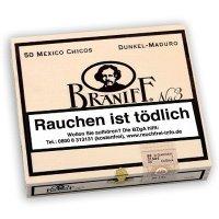 Braniff Nr 3 Chicos Zigarillos 50 Stück
