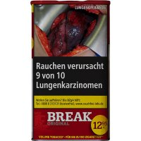 Break Tabak Rot L75g Dose Volumentabak