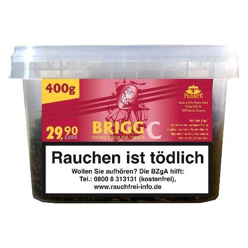 Brigg C Pfeifentabak mit Aroma 400g Dose früher Brigg Cherry