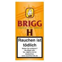 Brigg H. Pfeifentabak (ehem. Honigmelone) 40g Päckchen
