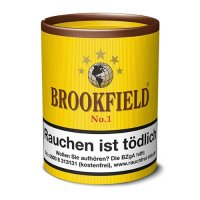 Brookfield Pfeifentabak No.1 (Aromatic Blend) 200g Dose