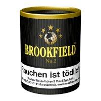 Brookfield Pfeifentabak No.2 (Black Vanilla) 200g Dose