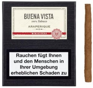 Buena Vista Miniatures Cigarillos
