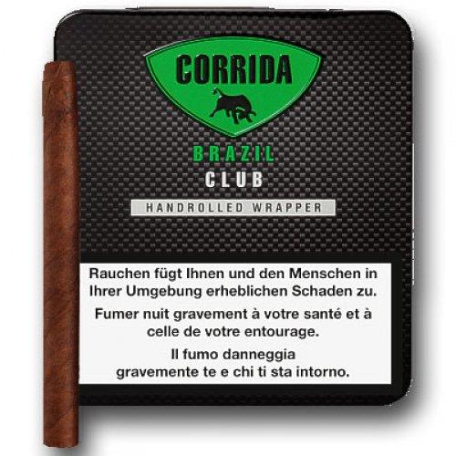 CORRIDA Brazil Club Zigarillos