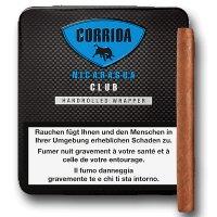 CORRIDA Nicaragua Club Zigarillos