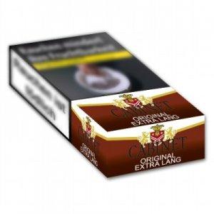 Cabinet Zigaretten 100er Original 20er (wird zu Cabinet Original) (ARTIKEL WIRD NICHT MEHR HERGESTELLT)