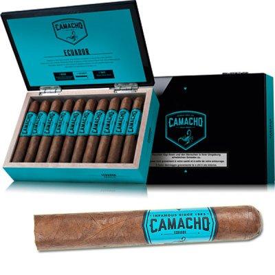 Camacho Ecuador Robusto Cigarren