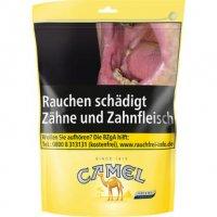Camel Tabak Full Flavour 130g Zip Beutel Volumentabak