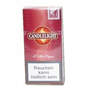 Candlelight Zigarillos Red Mini (Cherry) (Artikel wird nicht mehr hergestellt)