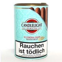 Candlelight Sumatra Zigarren Corona 25 Stück