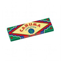 Canuma Zigarettenpapier 1x60 Blatt Einzelpackung