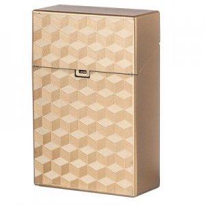 Clic Boxx 20er Deluxe Gold Zigarettenbox