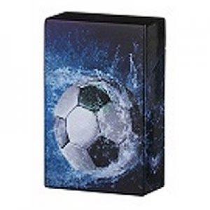 Clic Boxx Zigarettenbox 20er Fußball Wasser