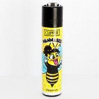 Clipper Feuerzeug Bienen # 2 - 4/4
