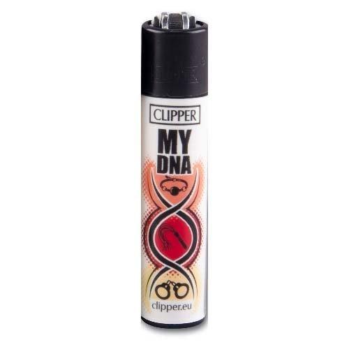 Clipper Feuerzeug My DNA - 3/4