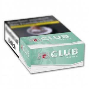 Club Zigaretten Weiß (Frisch) 20er Packung (Artikel wird nicht mehr hergestellt)