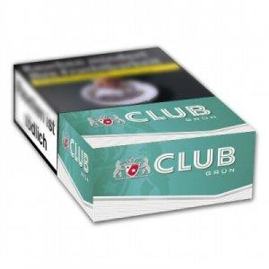 Club Zigaretten Grün (Menthol) 20er (Artikel wird nicht mehr hergestellt)