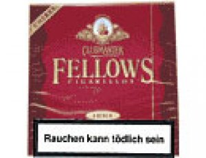 Clubmaster Zigarillos Fellows Black Cherry mit Filter