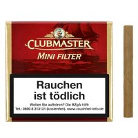 Clubmaster Mini Superior Filter Zigarillos