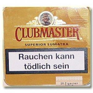 Clubmaster Zigarillos Superior Sum 141