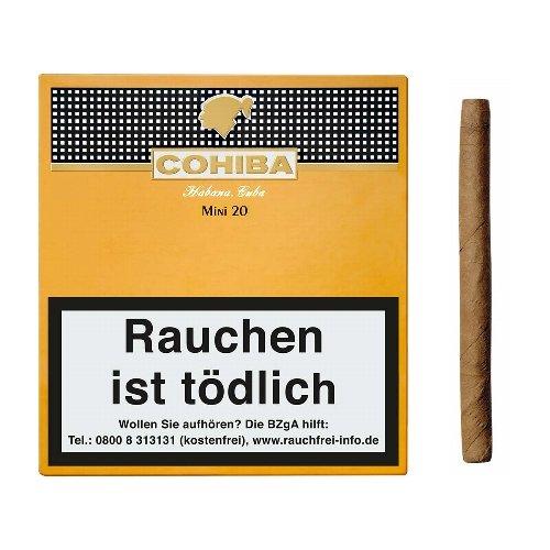 Cohiba Mini Cigarillos 20 Stück