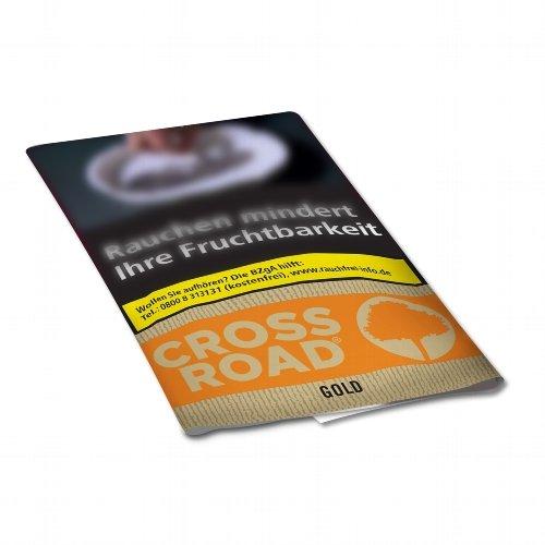 Crossroad Tabak Gold 30g Päckchen Feinschnitt