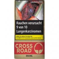 Crossroad Tabak Rot Original 30g Päckchen Feinschnitt