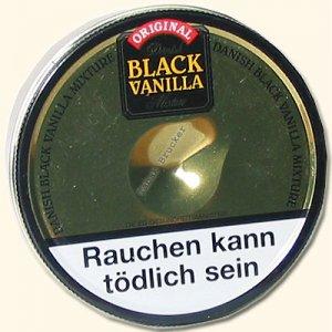 Danish Black V (Black Vanilla) 100g Dose Pfeifentabak