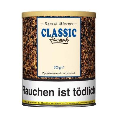 Danish Mixture Pfeifentabak Classic Hausmarke 200g Dose