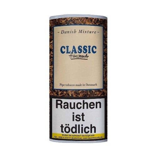 Danish Mixture Pfeifentabak Classic Hausmarke 50g Päckchen