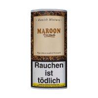 Danish Mixture Pfeifentabak Maroon Hausmarke 50g Päckchen