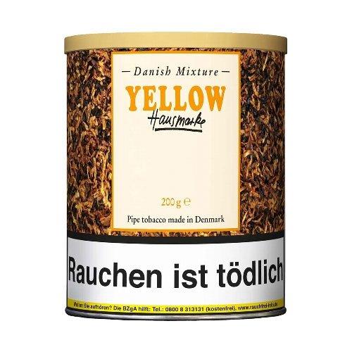 Danish Mixture Yellow Hausmarke Pfeifentabak (ehem. Mango) 200g Dose