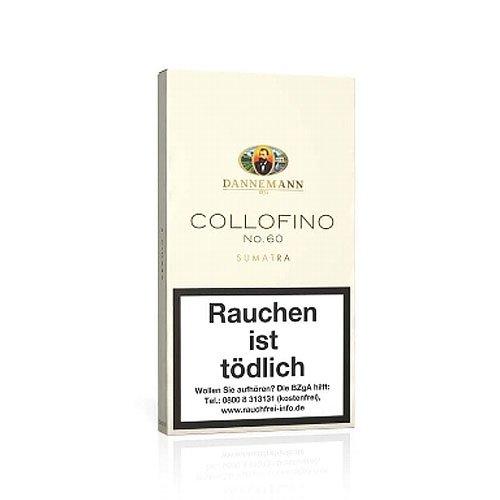 Dannemann Collofino No. 60 Sumatra Zigarren 5 St.