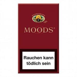 Dannemann Moods Zigarillos ohne Filter 5er
