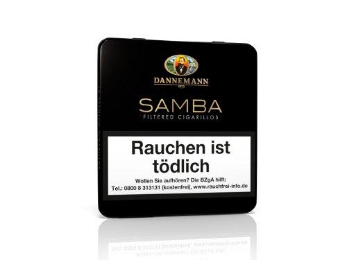 Dannemann Samba (Sweets) Zigarillos mit Filter